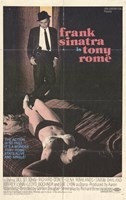 Tony Rome (movie poster) Fine Art Print