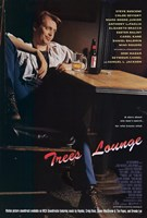 "Tree's Lounge - 11"" x 17"""