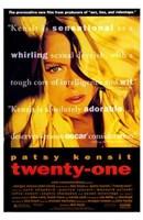 """Twenty-One - 11"""" x 17"""""""