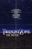 "Twilight Zone: the Movie - 11"" x 17"""