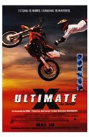 """Ultimate X: the Movie - poster - 11"""" x 17"""""""
