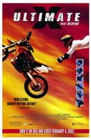 """Ultimate X: the Movie - 11"""" x 17"""""""