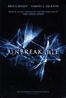"""Unbreakable - 11"""" x 17"""""""