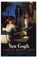 """Van Gogh, 1991, 1991 - 11"""" x 17"""""""