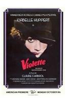 "Violette Noziere - 11"" x 17"""