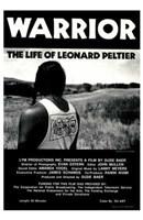 """Warrior Life of Leonard Peltier - 11"""" x 17"""""""