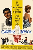 "The Wheeler Dealers - 11"" x 17"", FulcrumGallery.com brand"