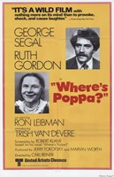"Where's Poppa - 11"" x 17"""