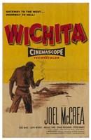 """Wichita - 11"""" x 17"""" - $15.49"""