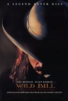 "Wild Bill style A, 1995, 1995 - 11"" x 17"""