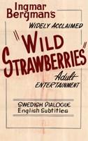 """Wild Strawberries - vertical - 11"""" x 17"""""""