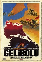 "Gallipoli - man facing up - 11"" x 17"""