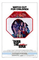 "Over the Edge - 11"" x 17"", FulcrumGallery.com brand"