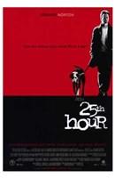 "25Th Hour Movie - 11"" x 17"""