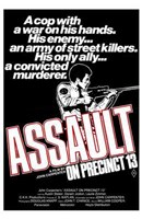 "Assault on Precinct 13 By John Carpenter - 11"" x 17"""