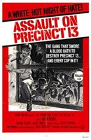 "Assault on Precinct 13 The Film - 11"" x 17"""