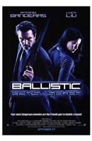 "Ballistic: Ecks Vs Sever - 11"" x 17"", FulcrumGallery.com brand"