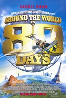 Around the World in 80 Days Jackie Chan Wall Poster