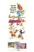 "The Aristocats - 11"" x 17"""