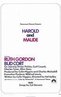 "Harold and Maude - 11"" x 17"""