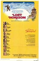 "Lost Horizon Come to Shangri-la - 11"" x 17"""
