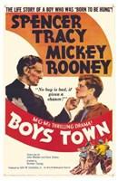 "Boys Town - 11"" x 17"""