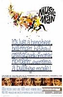 "The Music Man - 11"" x 17"""