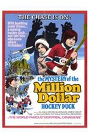 "Mystery of the Million Dollar Hockey Puc - 11"" x 17"""