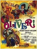 Oliver Lionel Bart Fine Art Print