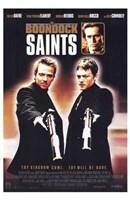 Boondock Saints - style B Fine Art Print