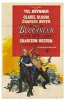 """The Buccaneer - 11"""" x 17"""" - $15.49"""