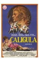 "Caligula - 11"" x 17"""