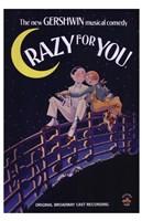 """Crazy for You - 11"""" x 17"""" - $15.49"""