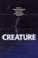 """Creature - 11"""" x 17"""""""