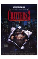 """Critters 3 - 11"""" x 17"""""""
