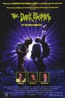 "Dark Backward - 11"" x 17"""