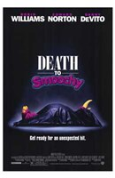 """Death to Smoochy - 11"""" x 17"""""""