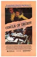 "Circle of Deceit - 11"" x 17"""