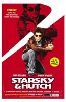 "Starsky Hutch - red - 11"" x 17"""