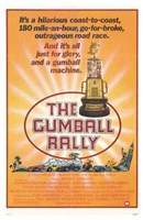 """The Gumball Rally - 11"""" x 17"""""""