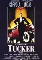 "Tucker: the Man and His Dream Coppola & Lucas - 11"" x 17"""