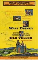 """Old Yeller - Scenes - 11"""" x 17"""""""