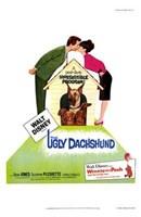 "The Ugly Dachshund - 11"" x 17"""