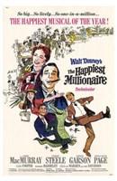 """The Happiest Millionaire - 11"""" x 17"""""""