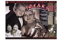 """Freaks - wide - 17"""" x 11"""""""