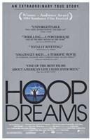 Hoop Dreams Wall Poster