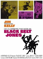 "Black Belt Jones Jim Kelly - 11"" x 17"""