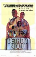 "Detroit 9000 Film - 11"" x 17"""