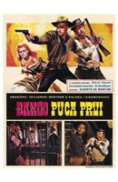 "Django Shoots First - 11"" x 17"", FulcrumGallery.com brand"