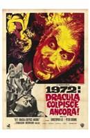 Dracula A.D. 1972 Fine Art Print